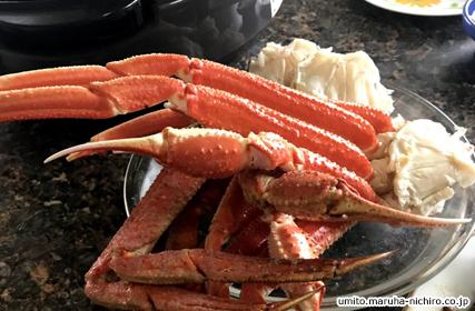 アラスカで食卓に上がる魚介類を日本風にアレンジして楽しむ
