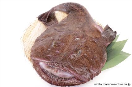 あんこうは江戸時代からの冬の珍味、しかも捨てるところがない魚?